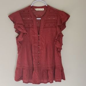 Abercrombie and Fitch XS blouse